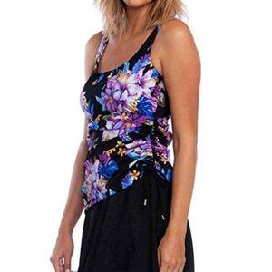 ROSE MARIE Swim - *NEW* Rose Marie Reid Ladies' Swim Dress W/ Tummy
